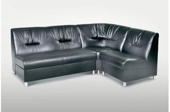 Кухонный уголок Аккорд-С 800x700 (светлое стекло)